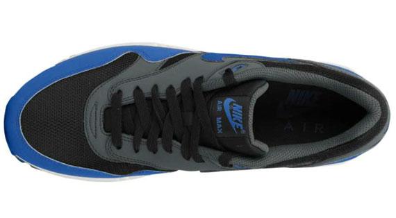 Nike Air Max 1 Essential Black Royal Anthracite Le Site de