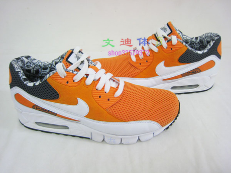 timeless design ec610 339e0 Nike Air max 90 Current Kevin Lyons edition