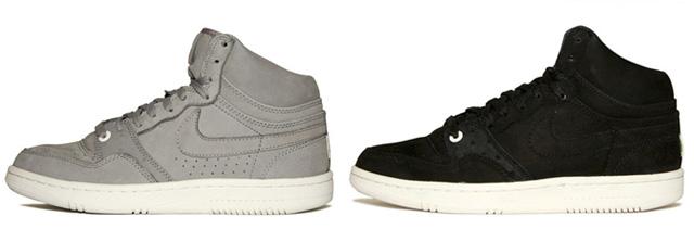 ed75ad6170a495 Nike Court Force High Lux edition pack - Le Site de la Sneaker