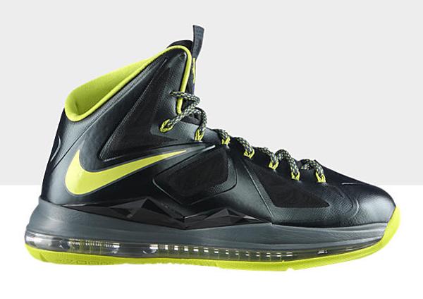 Nike Lebron X Dunkman
