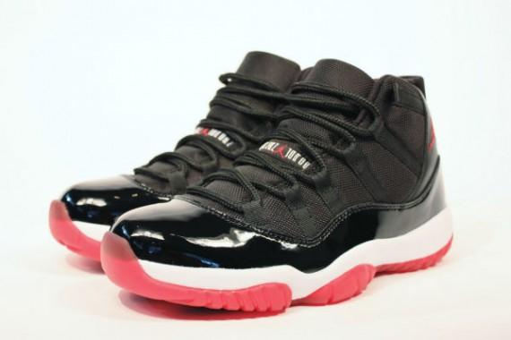 more photos b3b9f a1c26 Air Jordan 11 Bred release info
