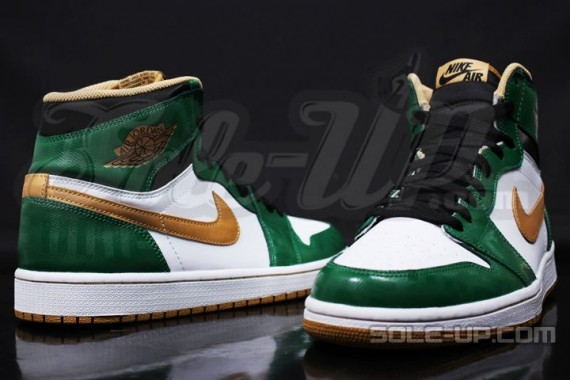 Air Jordan 1 Retro High OG 'Celtics'
