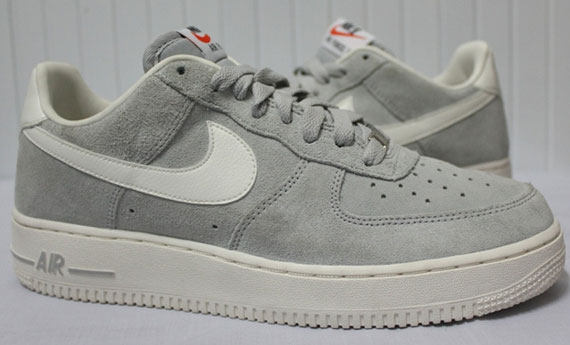 regard détaillé 71257 7a08d Nike Air Force 1 Blazer Grey - Le Site de la Sneaker