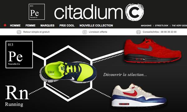bas prix e6ff3 a8940 citadium Archives - Le Site de la Sneaker