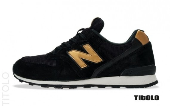 new balance dames black gold