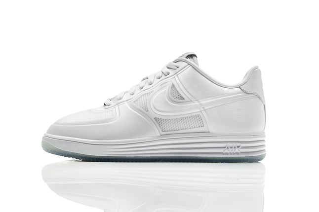 premium selection 0a404 fb3bf Nike Lunar Force 1 White Ice