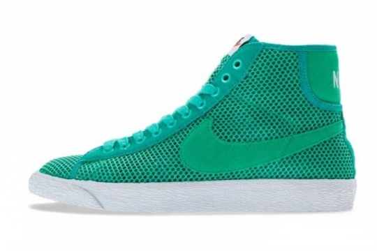 hot sales 5ad95 75f47 Nike WMNS Blazer Mid Mesh Sport Turquoise - Le Site de la .