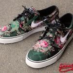 Camo Floral Janoski Nike Sb UdaPNfPm