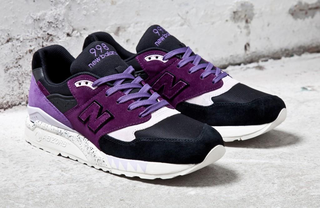 Sneaker Freaker x New Balance 998 Tassie Devil - Le Site de la Sneaker