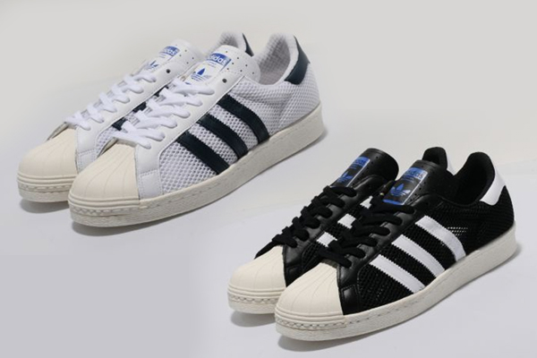 adidas Originals Superstar 80's Mesh Pack