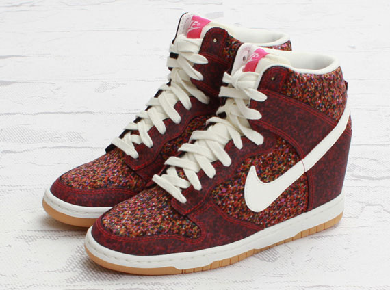 acheter nike dunk sky high liberty