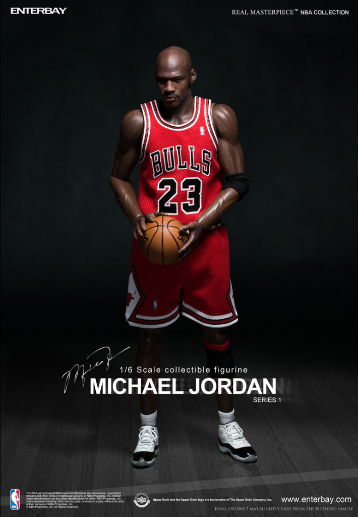 Imagenes Hot Tumblr >> Michael Jordan Figurine Enterbay #23 Away - Le Site de la Sneaker
