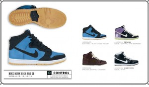 nana tome 12 - Nike SB Dunk Releases Janvier 2014 - Le Site de la Sneaker