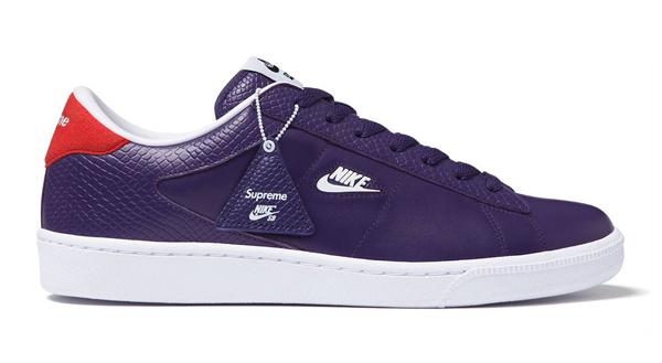 Supreme x Nike SB Tennis Classic - Date de sortie - Le Site de la Sneaker
