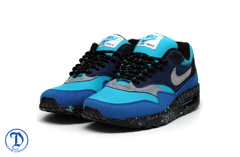 Nike ID Air Max 1 HTM (by rom80)Design your own HTM Air Max