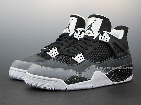 Air Jordan IV Fear