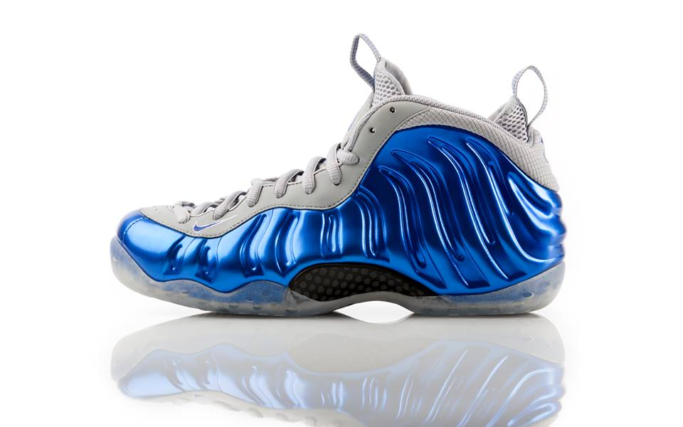 Germany Nike Foamposite Royal Blue One 656a0 14fef