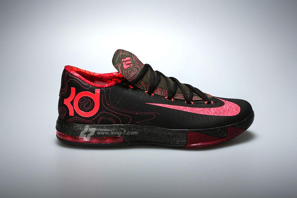 Nike KD VI Meteorology Le Site de la Sneaker