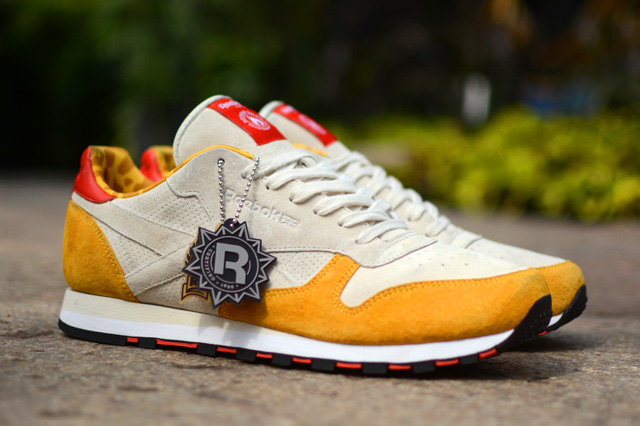Hanon x Reebok Classic Leather 30th Anniversary - Le Site de la Sneaker f3d390d94