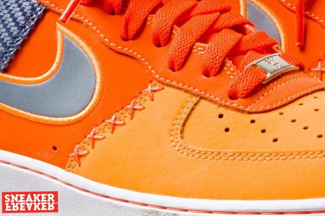 Nike Air Force 1 Low Team Orange Le Site de la Sneaker