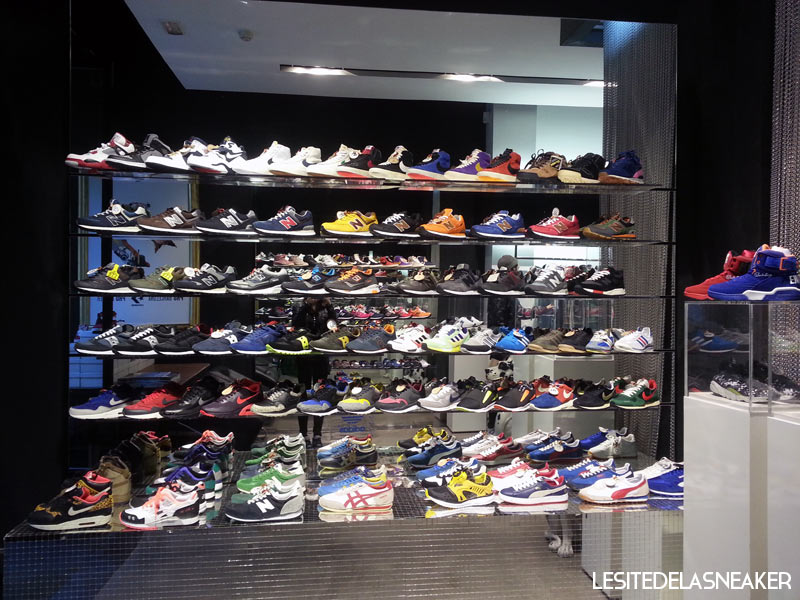 boutique nike barcelone