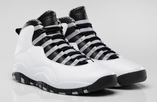 huge selection of 9594b 9e23a La Air Jordan 10 Steel de retour en 2018 - Le Site de la Sneaker