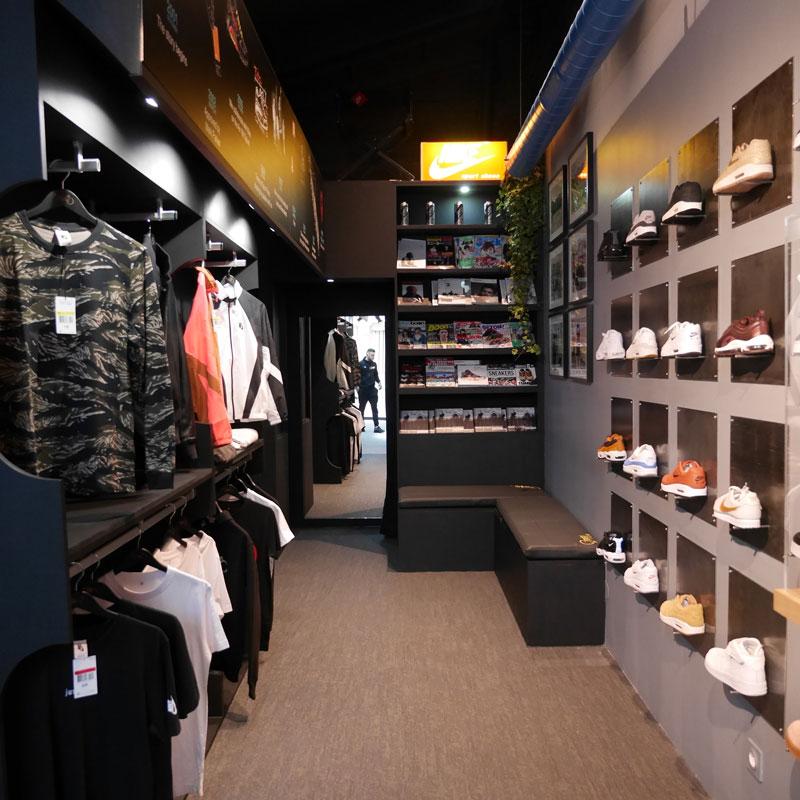 sneaker paris boutique