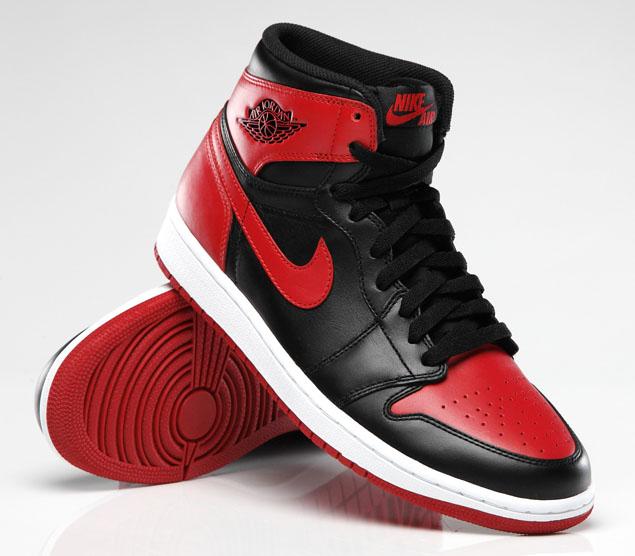 separation shoes e5cce 72781 Air Jordan 1 Bred 2013 - Le Site de la Sneaker