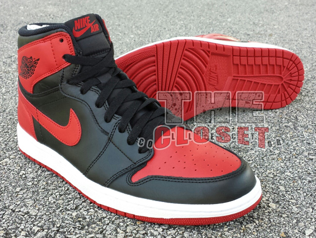 Air Jordan 1 Bred 2013 Le Site de la Sneaker
