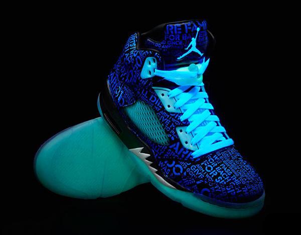 huge discount ec232 7c157 Air Jordan 5 Doernbecher - Le Site de la Sneaker