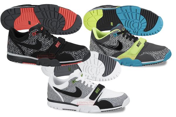Nike Air Trainer 1 Low Safari Pack Le Site de la Sneaker