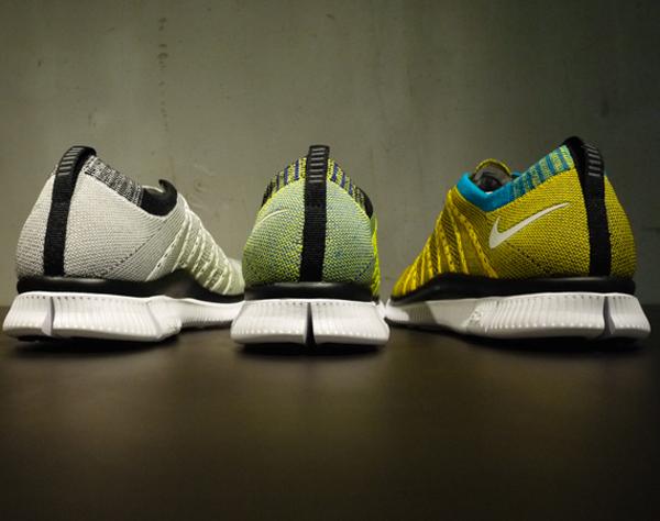 premium selection 1e994 b1b87 Nike Flyknit Free 5.0 HTM SP - Le Site de la Sneaker
