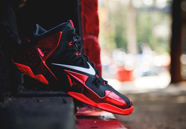 nike lebron 11 away le site de la sneaker