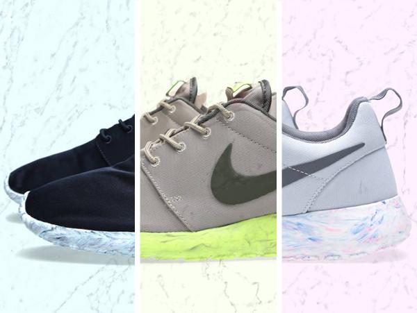 finest selection 86410 32492 Nike Roshe Run QS Marble Pack