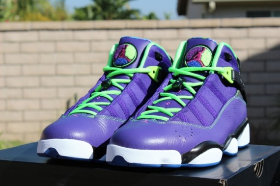 Air Jordan 6 Rings Bel Air Le Site De La Sneaker