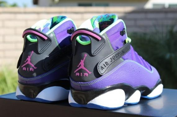 1326f2541644 Air Jordan 6 Rings Bel Air - Le Site de la Sneaker
