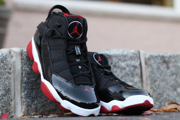 Air Jordan 6 Rings Bred Le Site De La Sneaker