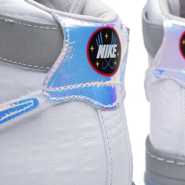 Nike la Force Le Site de Hi Hologram 1 Sneaker Downtown Air rdBoexC