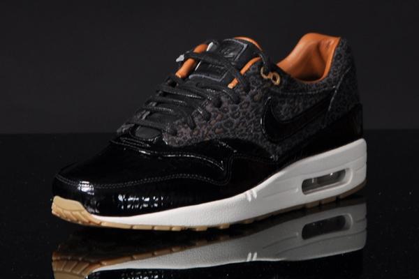 supra footwear - Nike Air Max 1 FB Leopard Black Patent - Le Site de la Sneaker