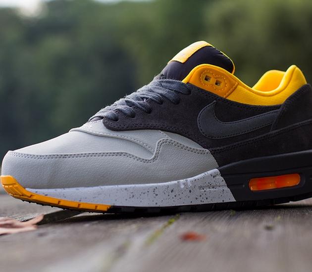 Nike La Orange Max De Grey Black 1 Site Sneaker Charcoal Air Le xdCoeB