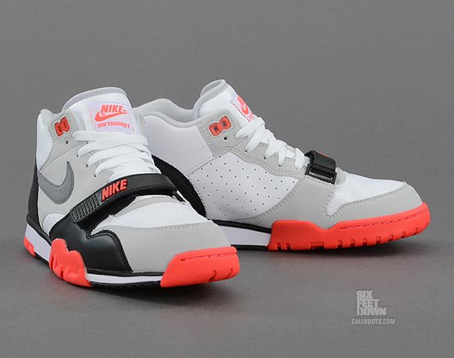 Nike Air Trainer 1 Mid PRM QS Infrared