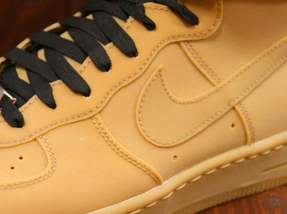 Sneaker 1 De Nike Air La Downtown Hi Force Gum Le Site SMVpzqUG