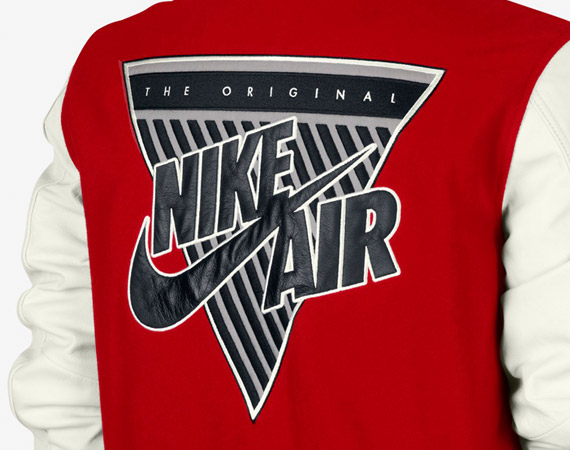 veste nike air heritage destroyer