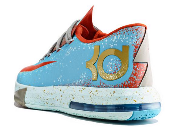 Nike KD 6 Maryland Blue Crab - Le Site de la Sneaker