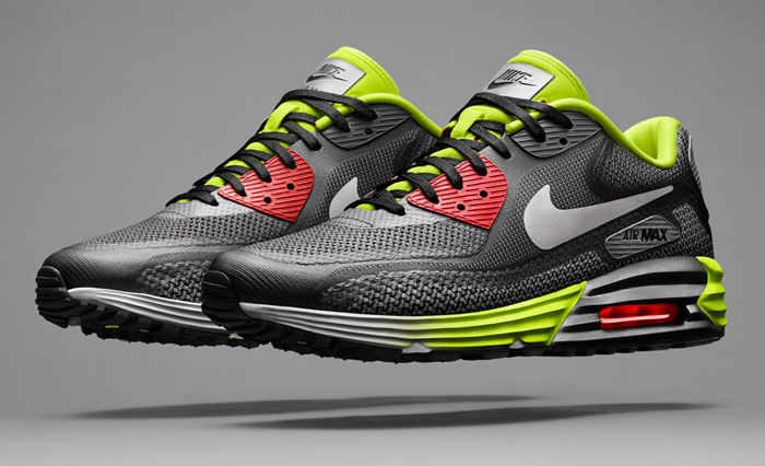 Grey Anthracite Volt Cool Air Lunar90 Nike Black Max Le reoBWdCx