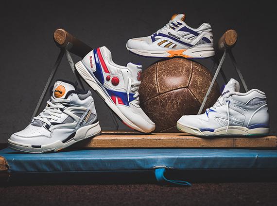 aa093cf941f Reebok Pump Vintage Pack 2014 - Le Site de la Sneaker