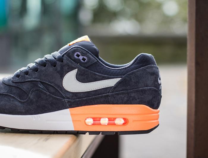 Nike Air Max 1 Premium Obsidian Atomic Orange - Le Site de la Sneaker d5442d92c