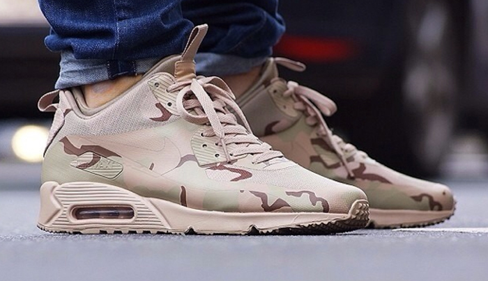 Air Max 90 Pays Sneakerboot Camouflage Usa