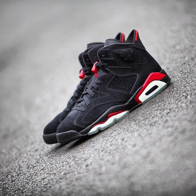 Air Jordan 6 Retro Black Infrared 2014 - Le Site de la Sneaker bb06839a7