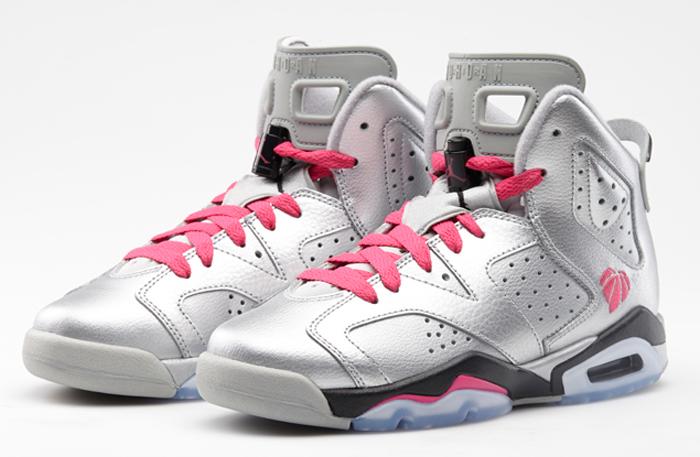 4001f1785ff9 Air Jordan 6 GS Valentine s Day - Le Site de la Sneaker